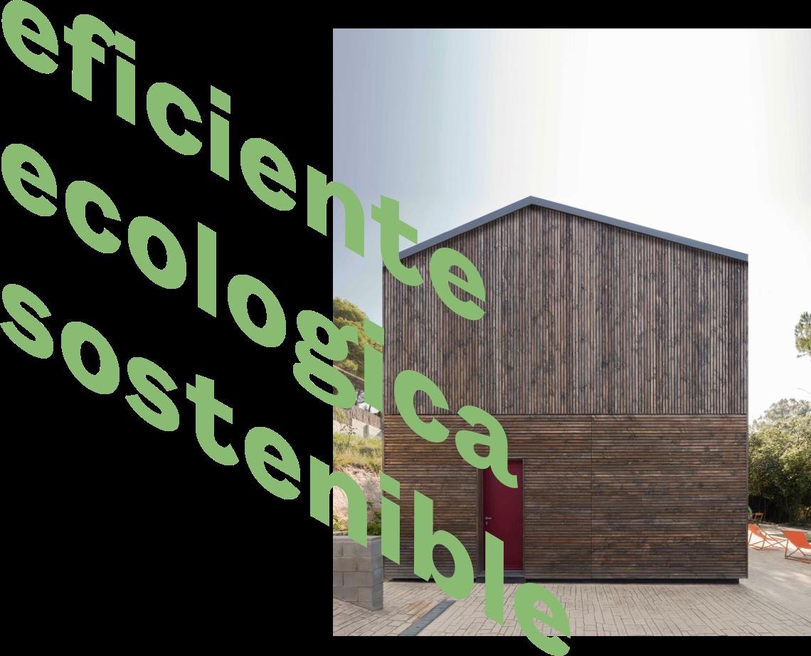 BUD Arquitectura - Sobre nosotros - Arquitectura eficiente, ecologica y sostenible