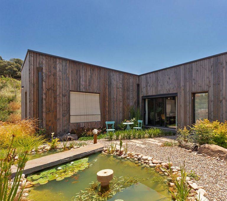 BUD Arquitectura, casas sanas