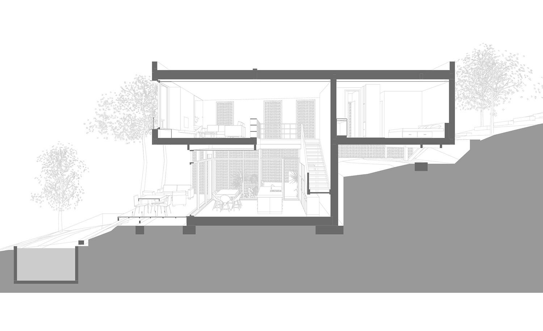 BUD Arquitectura - Casas sanas. Casa Gaia. Casa sostenible, ecoeficiente de madera, bow