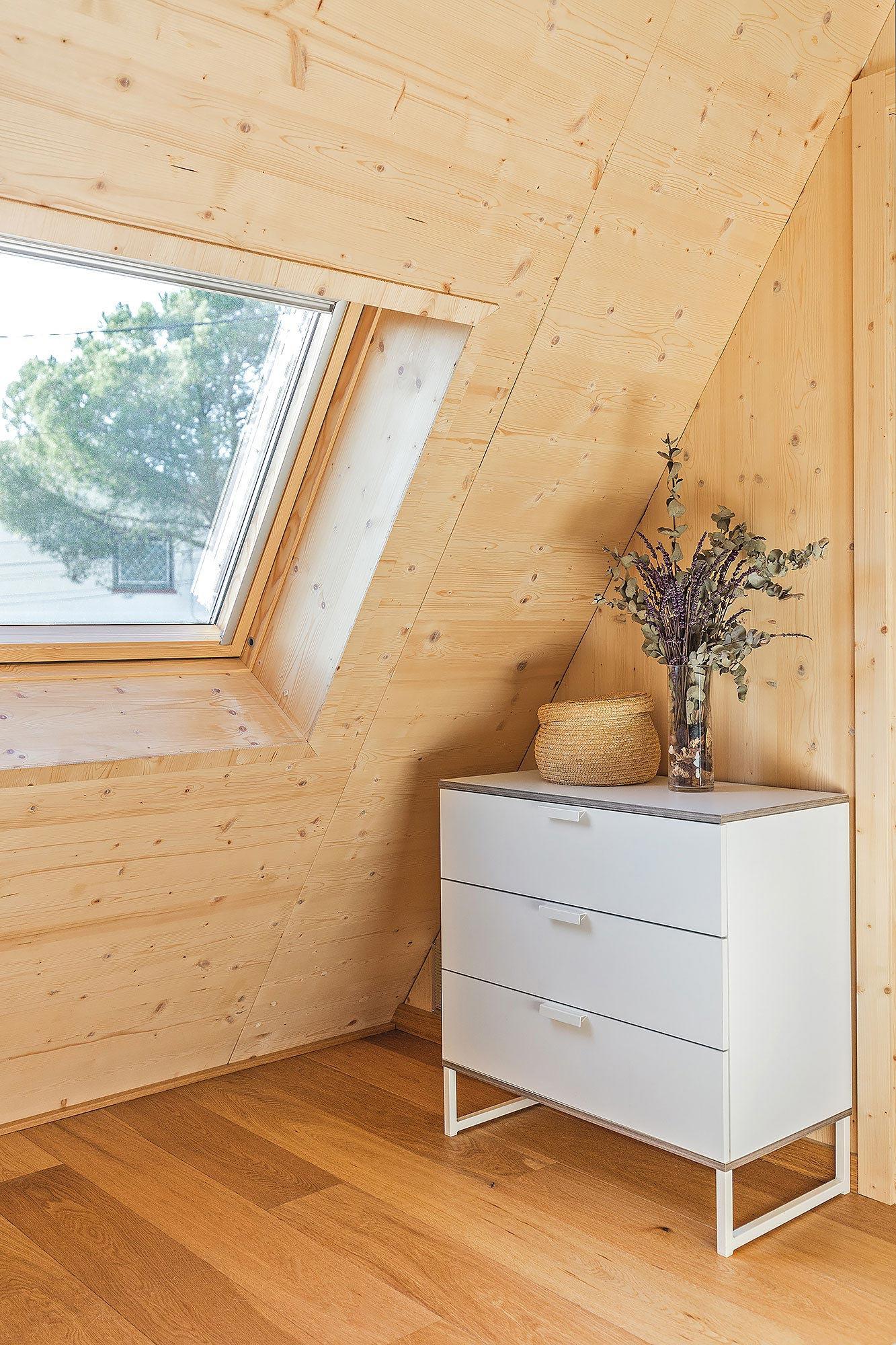 BUD Arquitectura - Casas sanas. Casa Planeta. Casa sostenible, ecoeficiente de madera